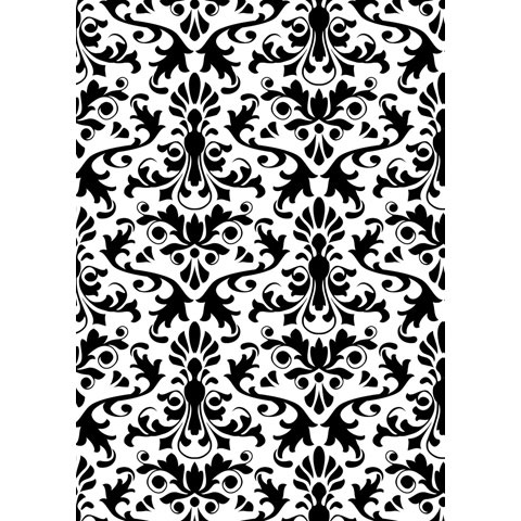 Texturizador Darice Damask Background
