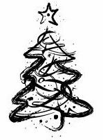 Modelo 3 Sello Pinito Navidad