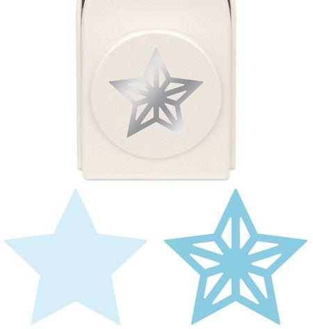 Punch Layering Stars Martha Stewart Crafts