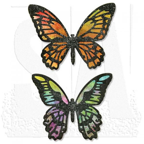 Sizzix Thinllits Delicated Butterflies