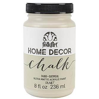 Chalk Paint Sheep Skin Home Decor