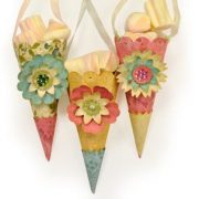 Sizzix Bigz Die - Cone, Faceted