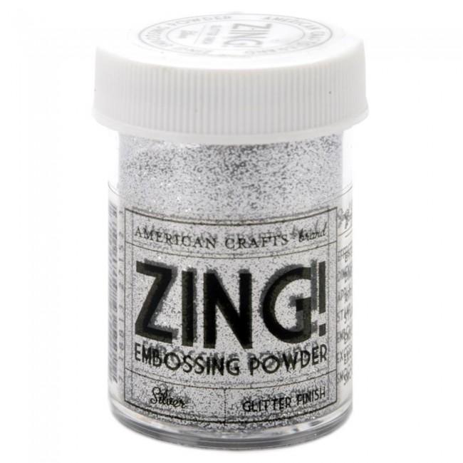 Emboss Powder Sivler
