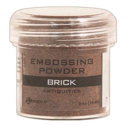 Brick Emboss Powder Ranger