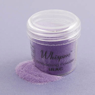 Emboss Powder Lilac Whispers