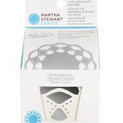 Cartrige Circle Floral Web Martha Stewart