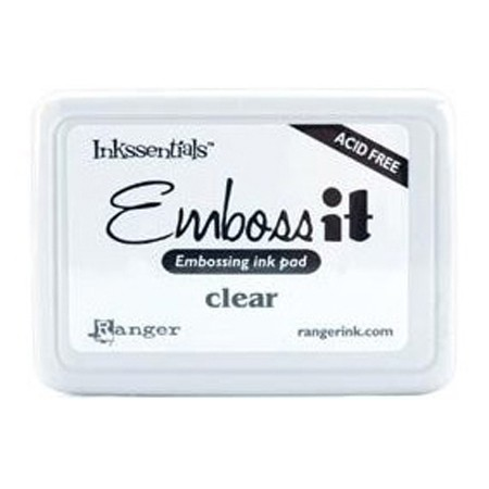 Clear para Emboss