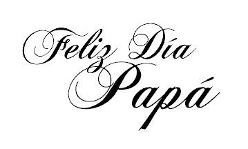 Sello Feliz Dia Papa