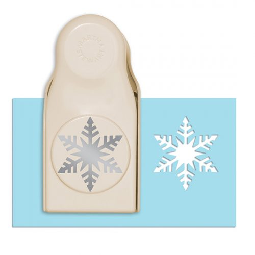 Large Punch Snowflake Martha Stewart