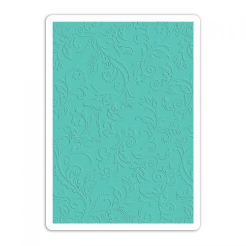Sizzix-Textured-Impressions-Plus-Embossing-Folders-Botanical-Swirls-By-Rachael-Bright