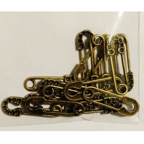 Broches de bronce