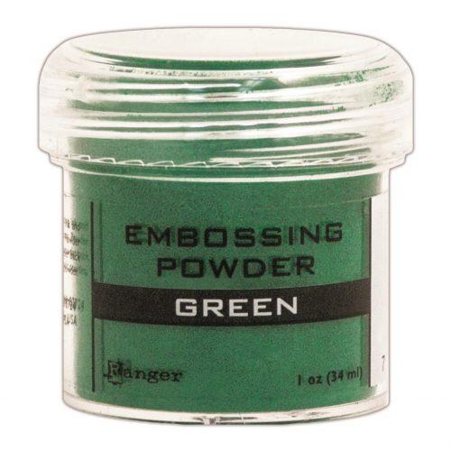 Green Emboss Powder