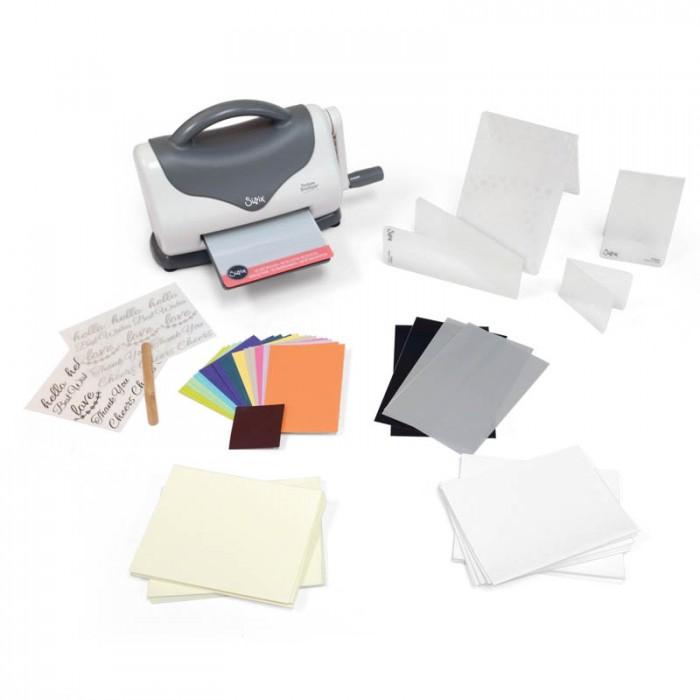 Kit Texture Boutique Machine