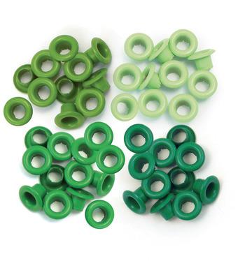 Ojetillos We R Memories Verdes